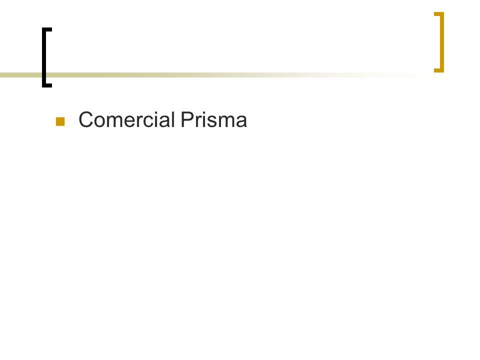 Comercial Prisma