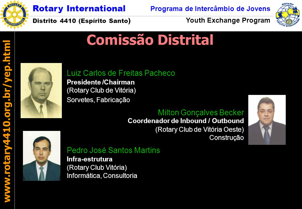 Comissão Distrital Luiz Carlos de Freitas Pacheco