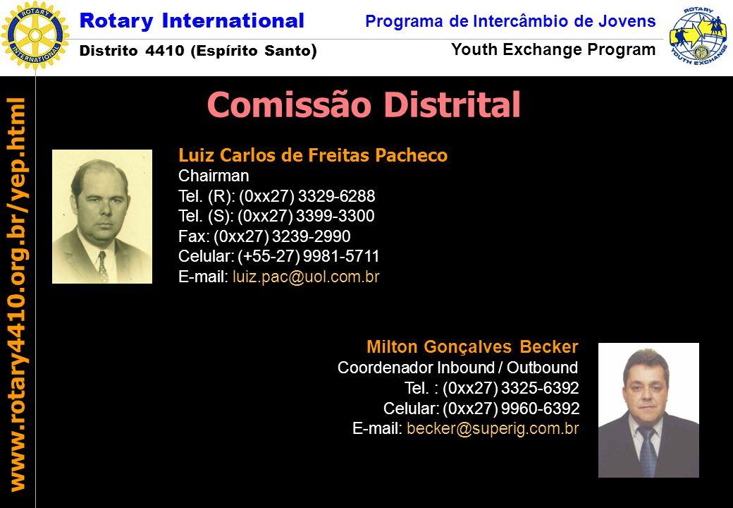 Comissão Distrital Milton Gonçalves Becker