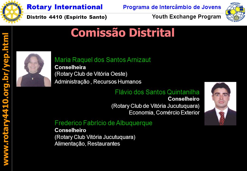 Comissão Distrital Maria Raquel dos Santos Arnizaut