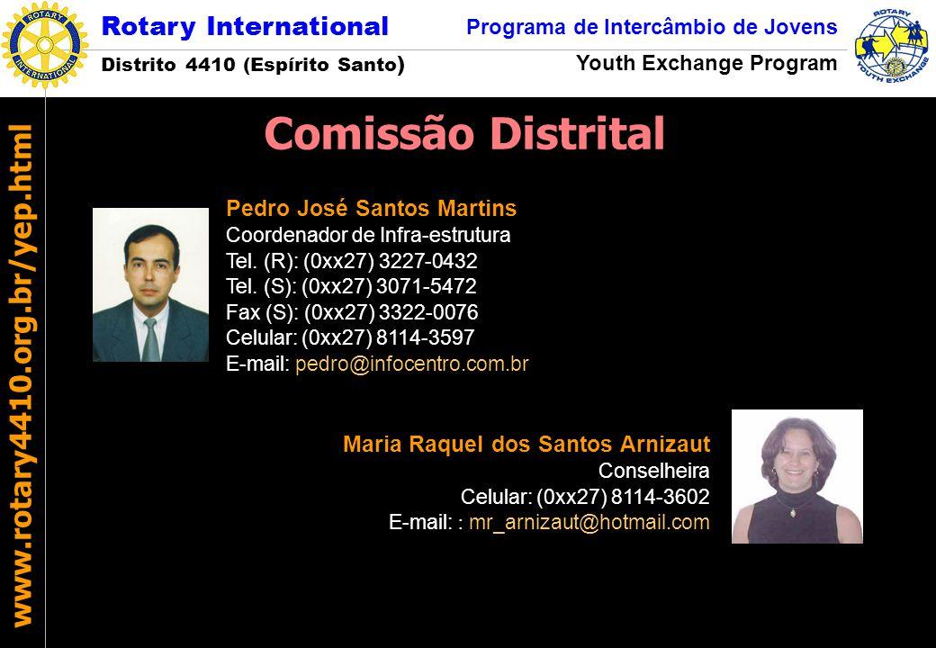 Comissão Distrital Pedro José Santos Martins