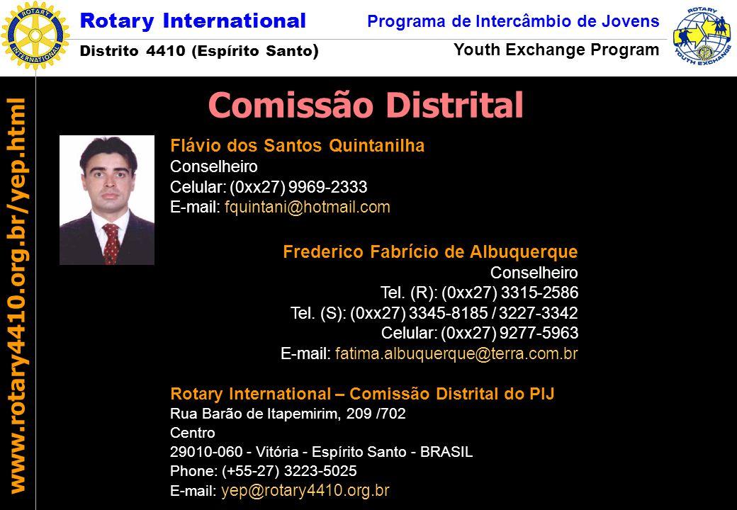 Comissão Distrital Flávio dos Santos Quintanilha