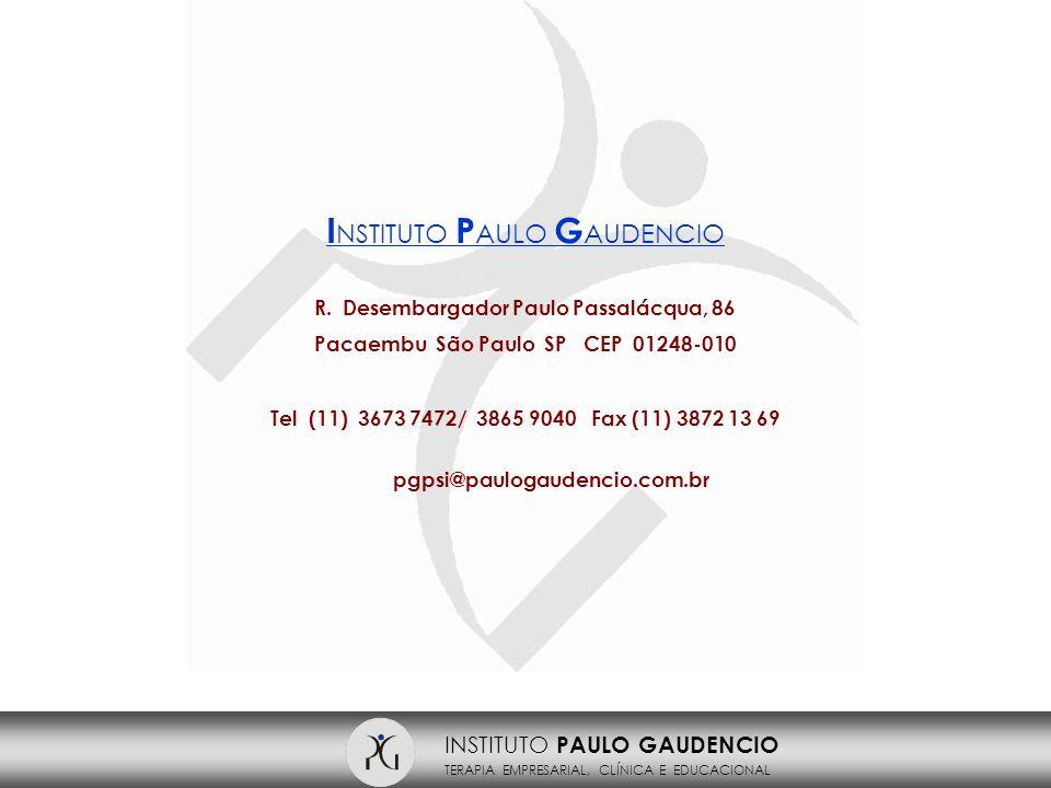 INSTITUTO PAULO GAUDENCIO