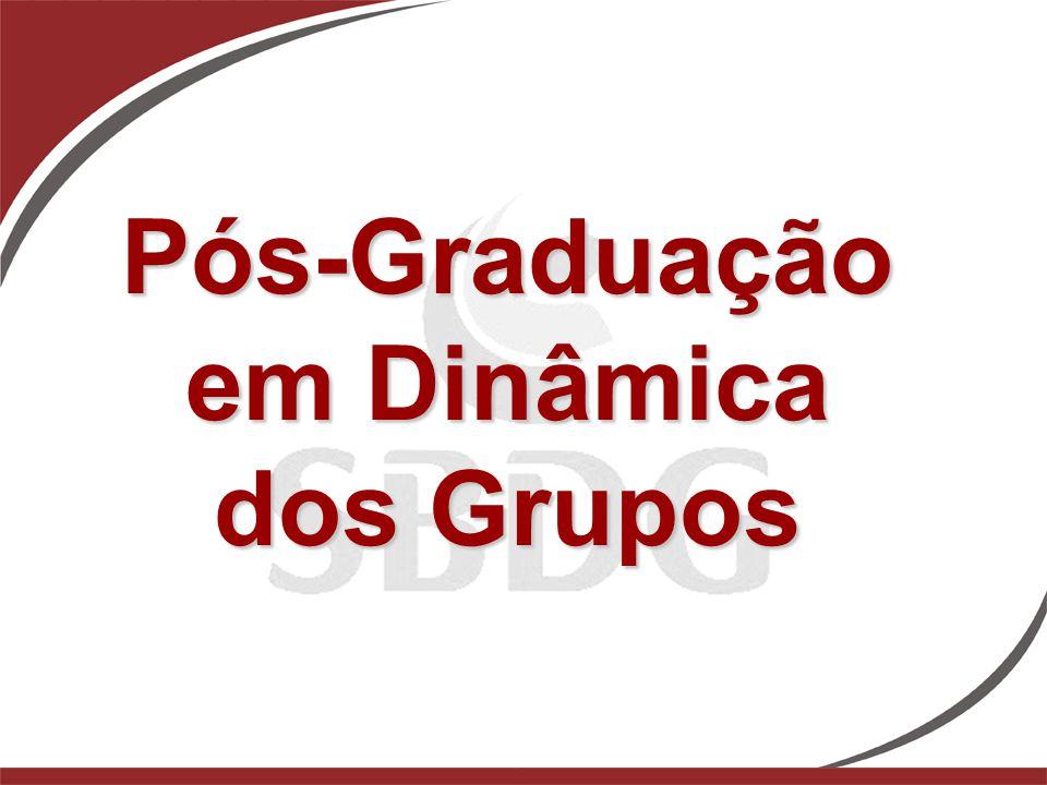 Pós-Graduação em Dinâmica dos Grupos