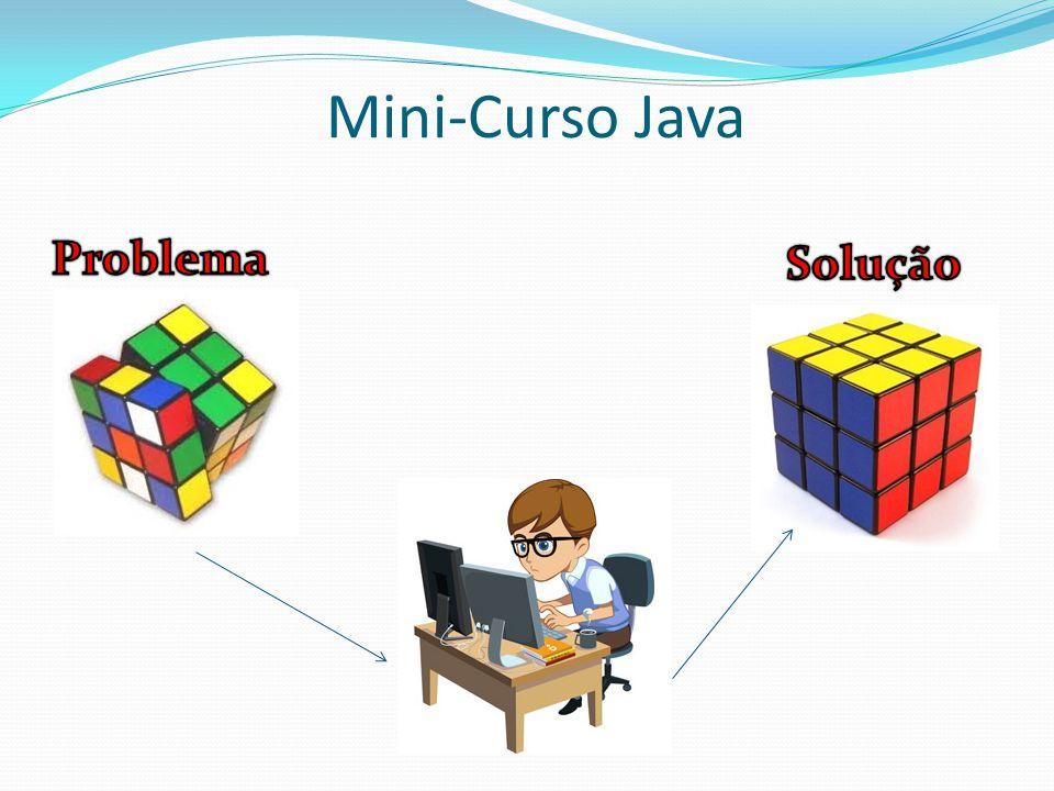 Mini-Curso Java Problema Solução