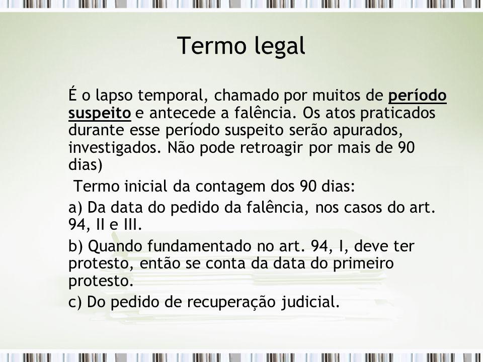 Termo legal