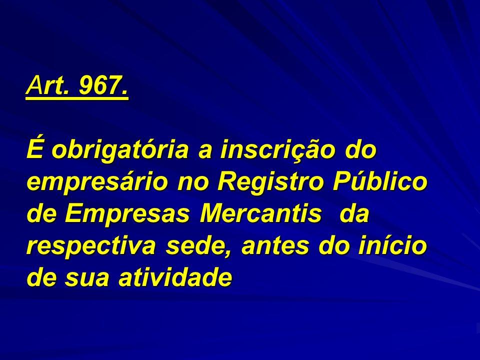 Art. 967.