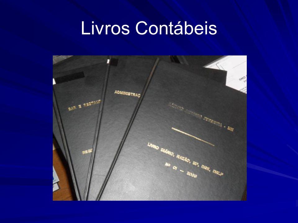 Livros Contábeis