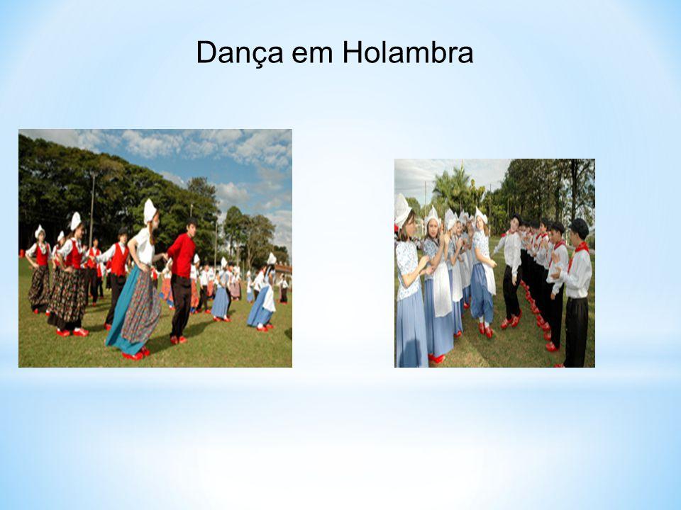 Dança em Holambra
