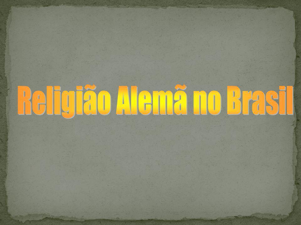 Religião Alemã no Brasil