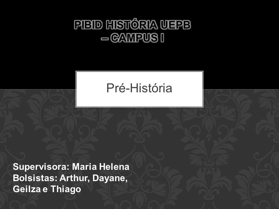 PIBID HISTÓRIA UEPB – CAMPUS I