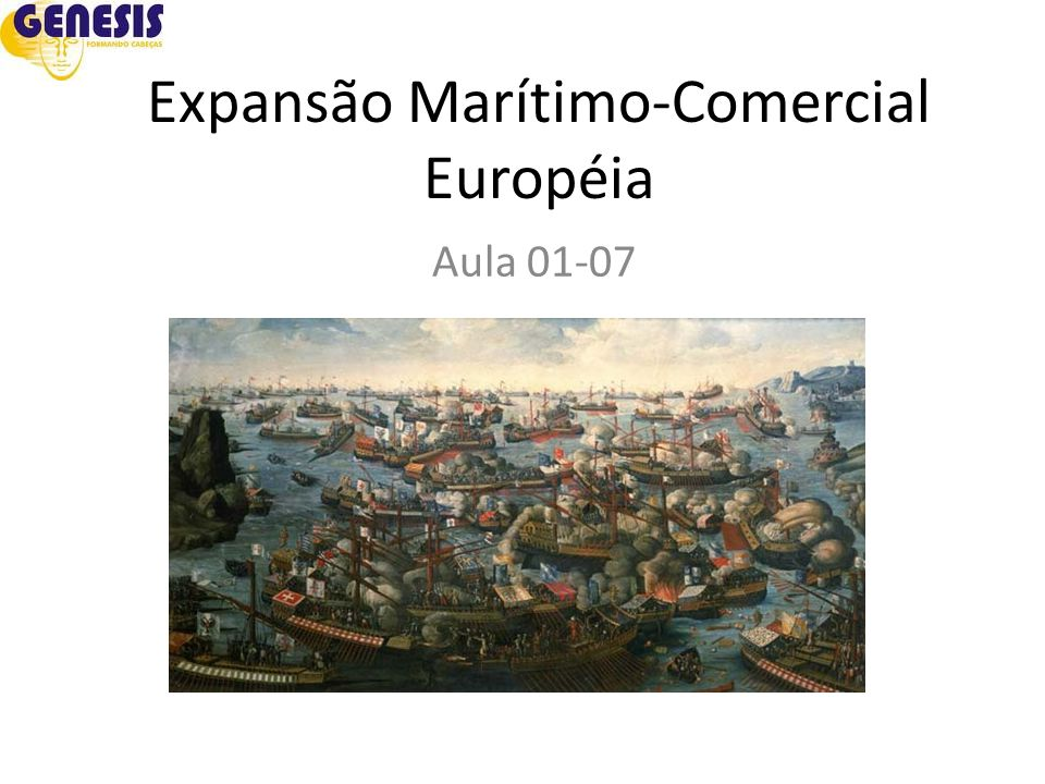 Expansão Marítimo-Comercial Européia