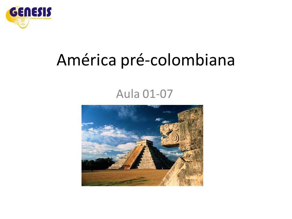 América pré-colombiana