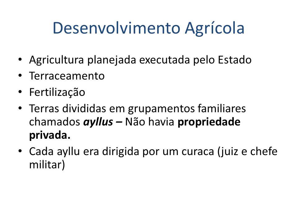 Desenvolvimento Agrícola