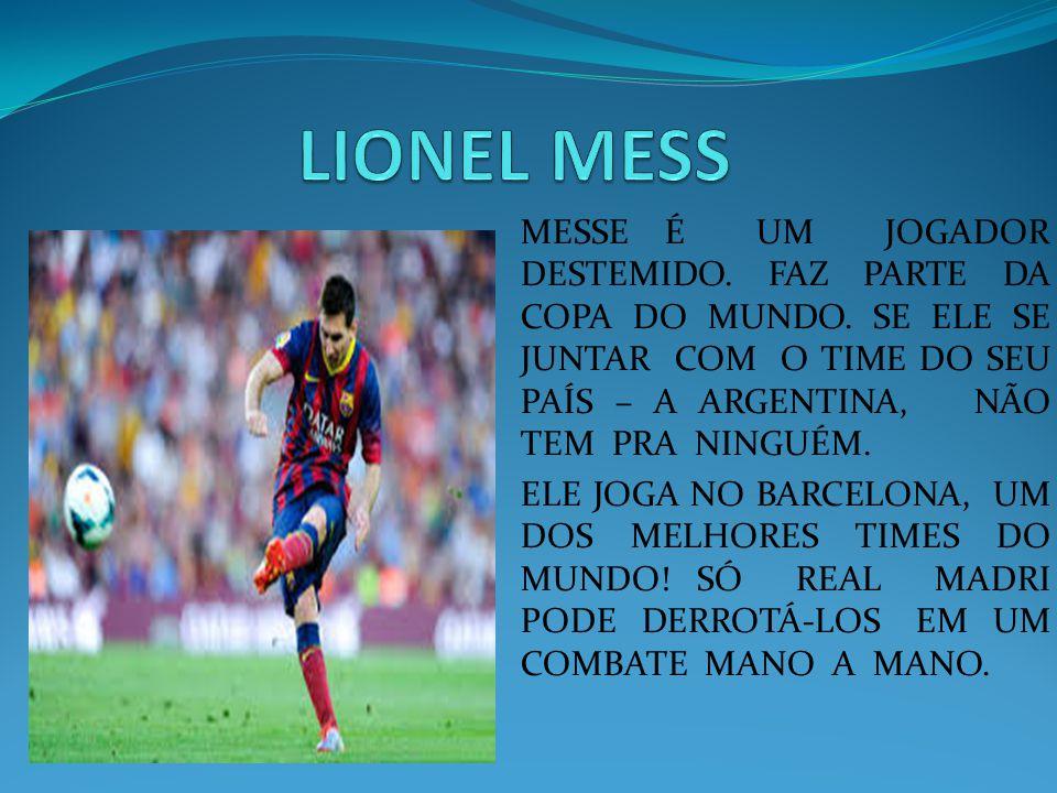 LIONEL MESS