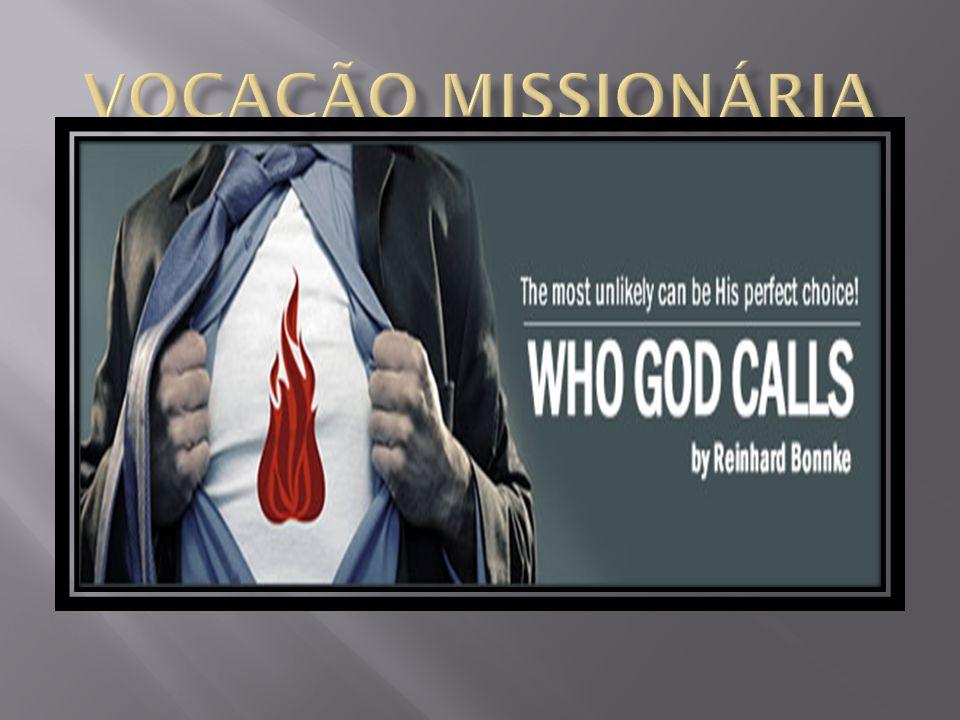 Vocação missionária