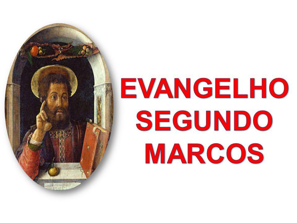 EVANGELHO SEGUNDO MARCOS