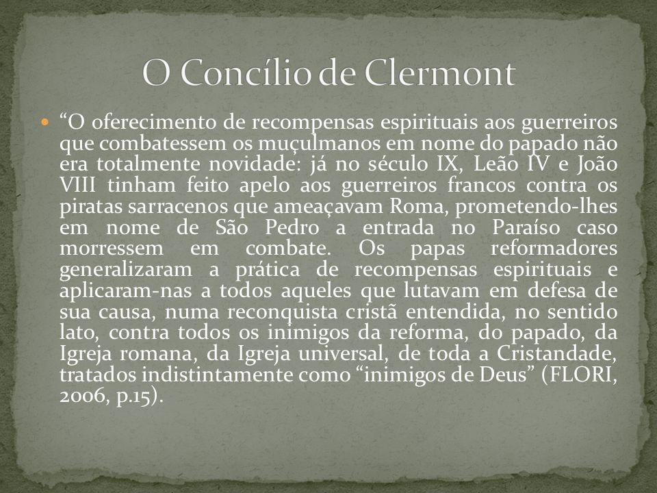 O Concílio de Clermont