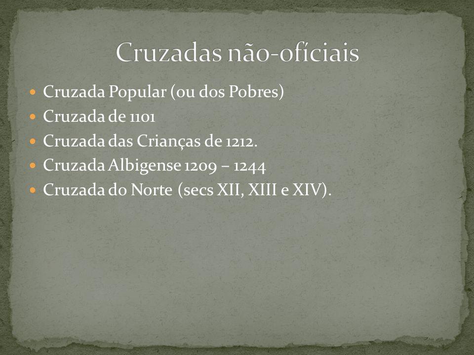 Cruzadas não-ofíciais