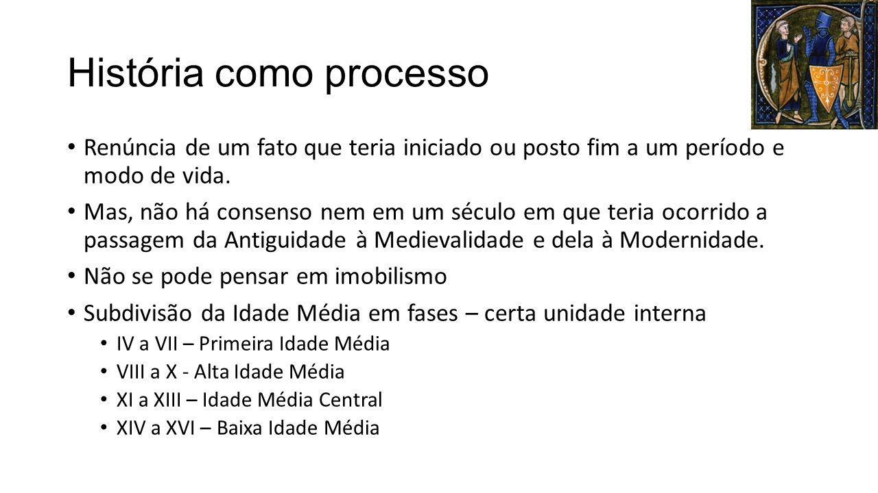 História como processo