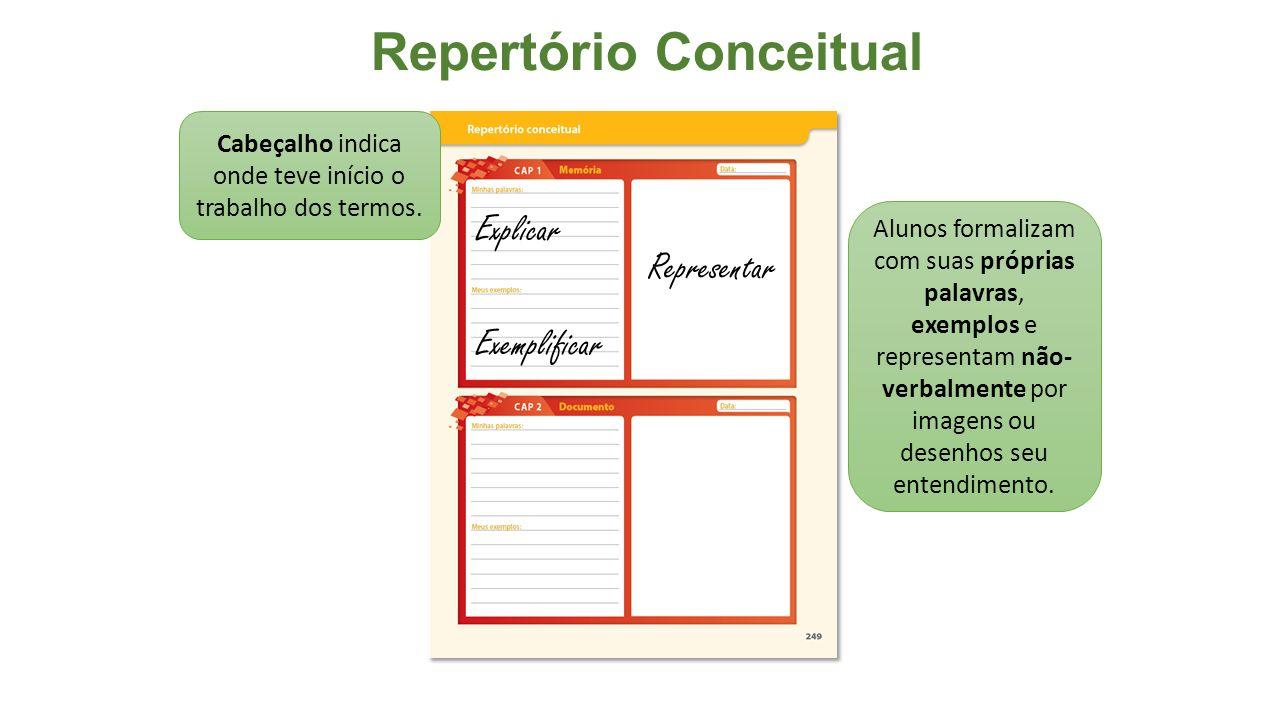 Repertório Conceitual