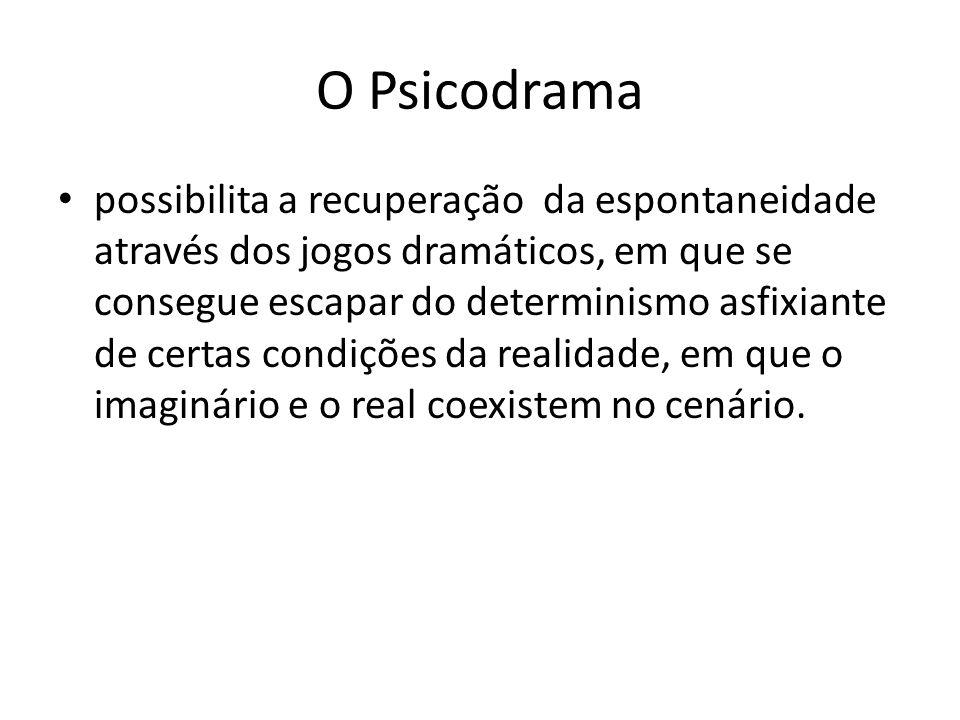 O Psicodrama