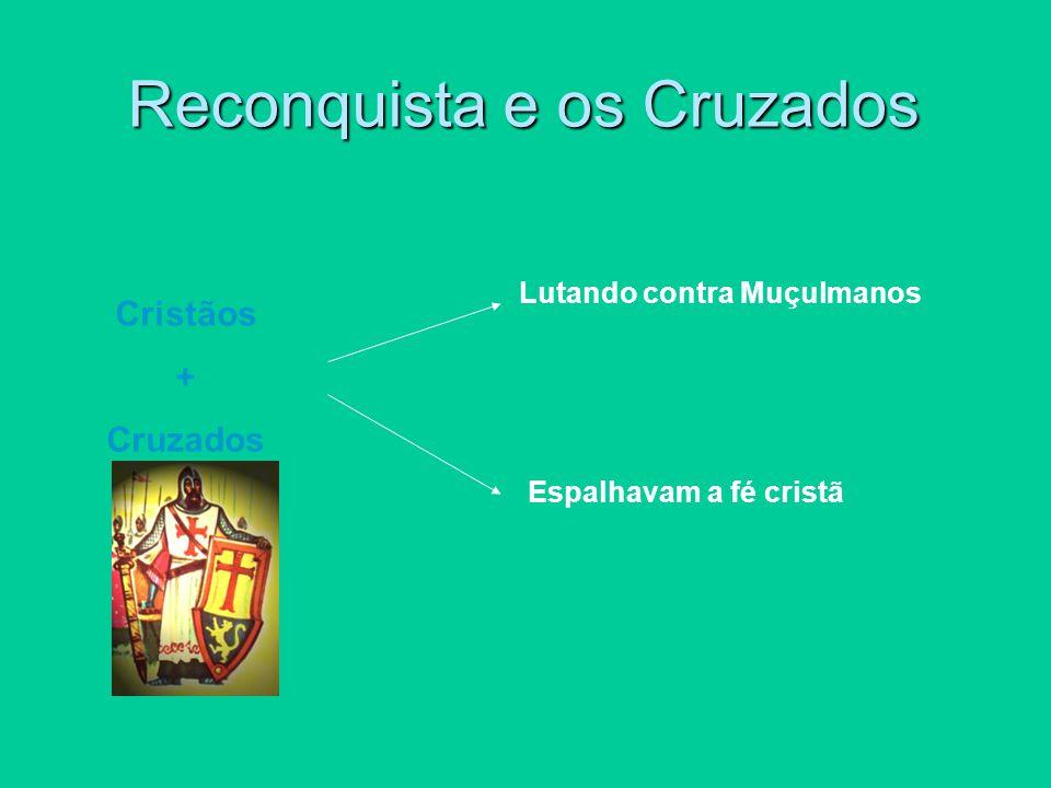 Reconquista e os Cruzados