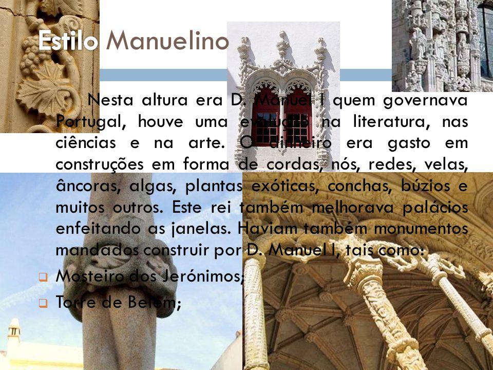 Estilo Manuelino
