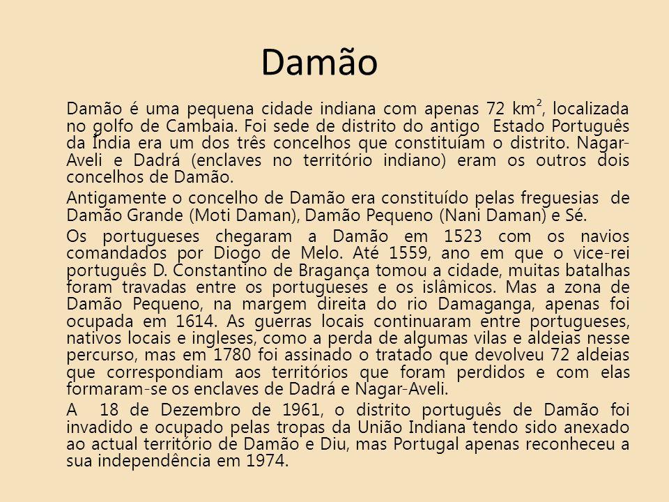 Damão