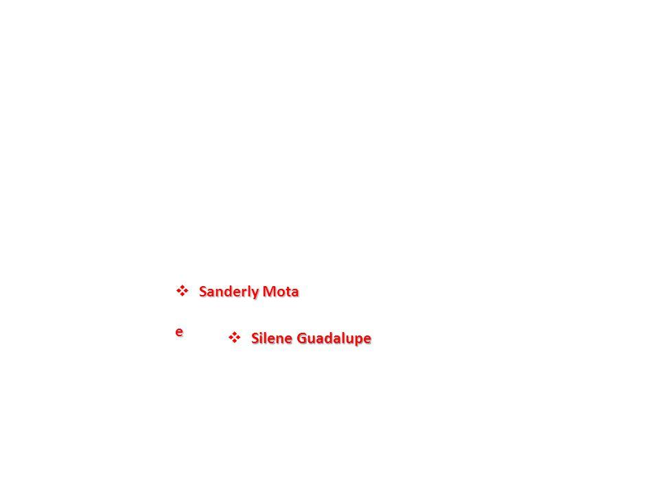 Sanderly Mota e Silene Guadalupe
