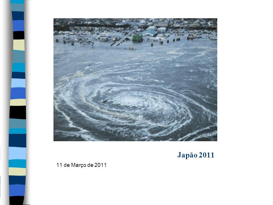 Japão 2011 11 de Março de 2011