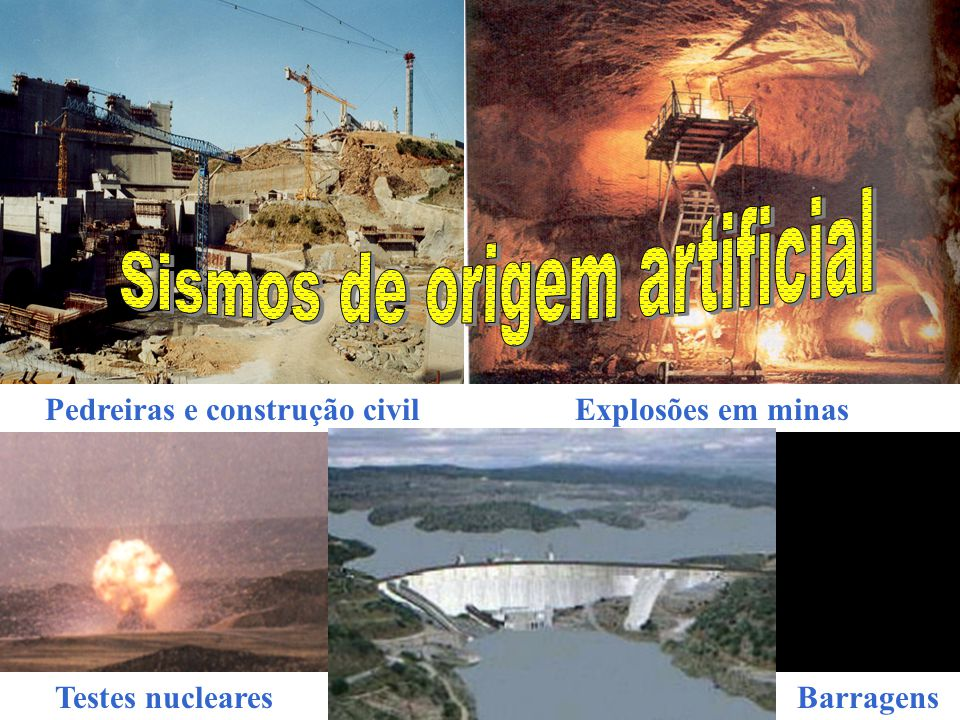 Pedreiras e construção civil