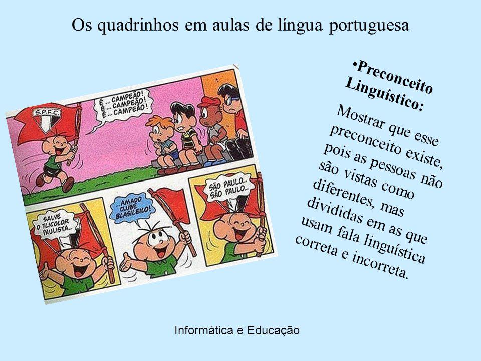 Preconceito Linguístico:
