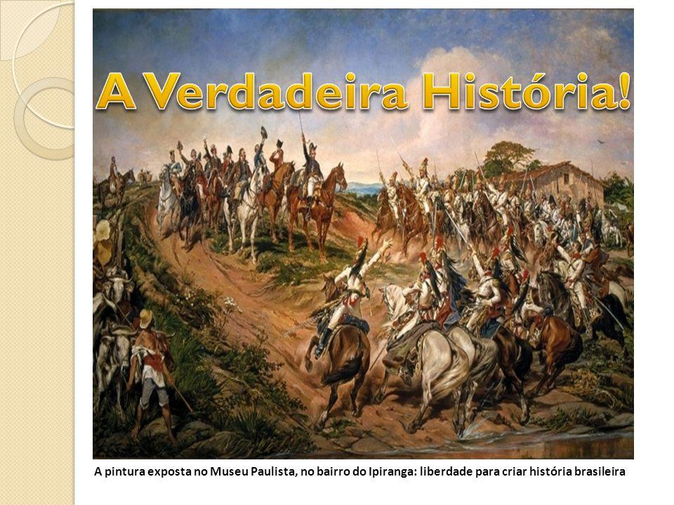 A Verdadeira História.