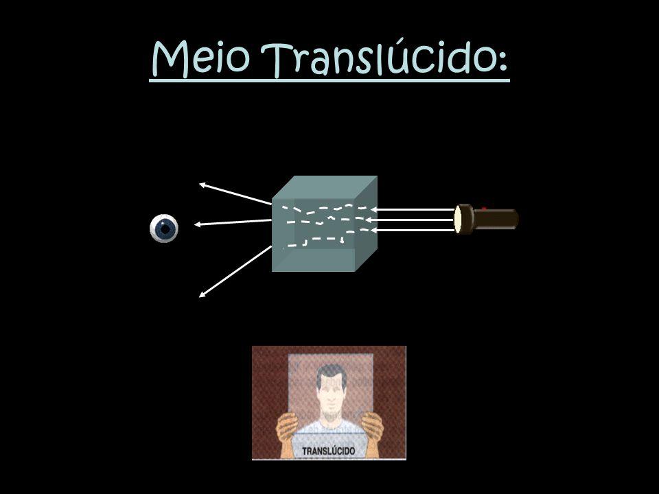 Meio Translúcido: