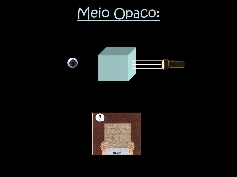 Meio Opaco: