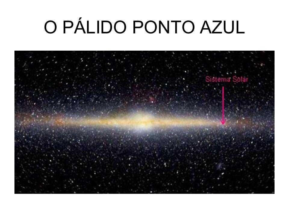 O PÁLIDO PONTO AZUL