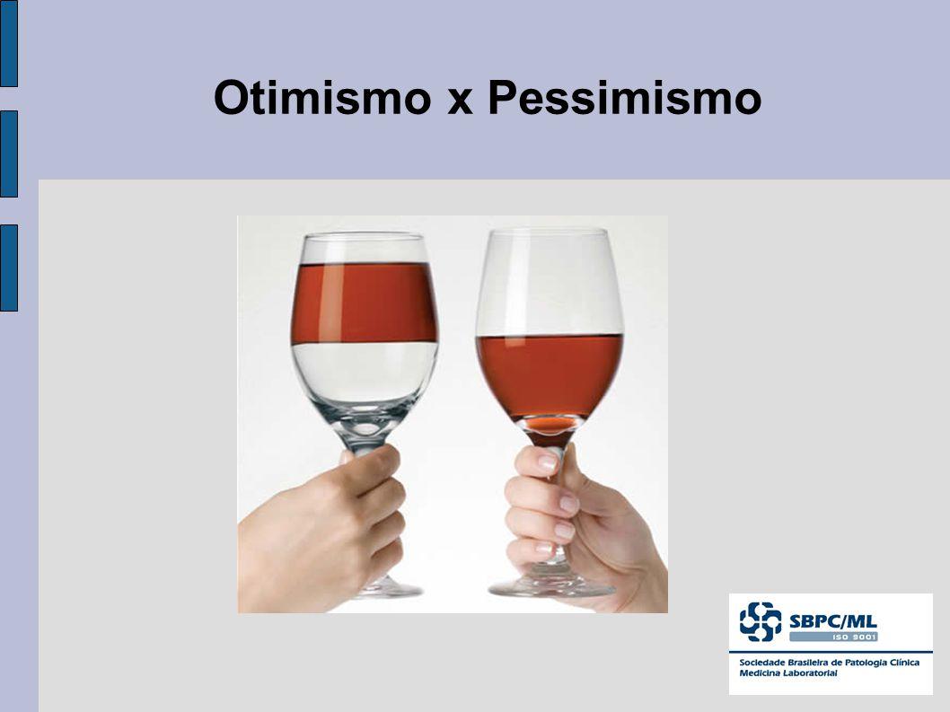 Otimismo x Pessimismo