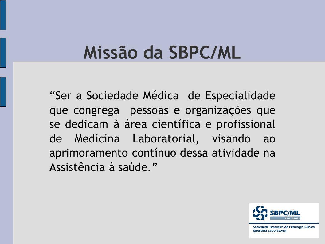Missão da SBPC/ML Missão