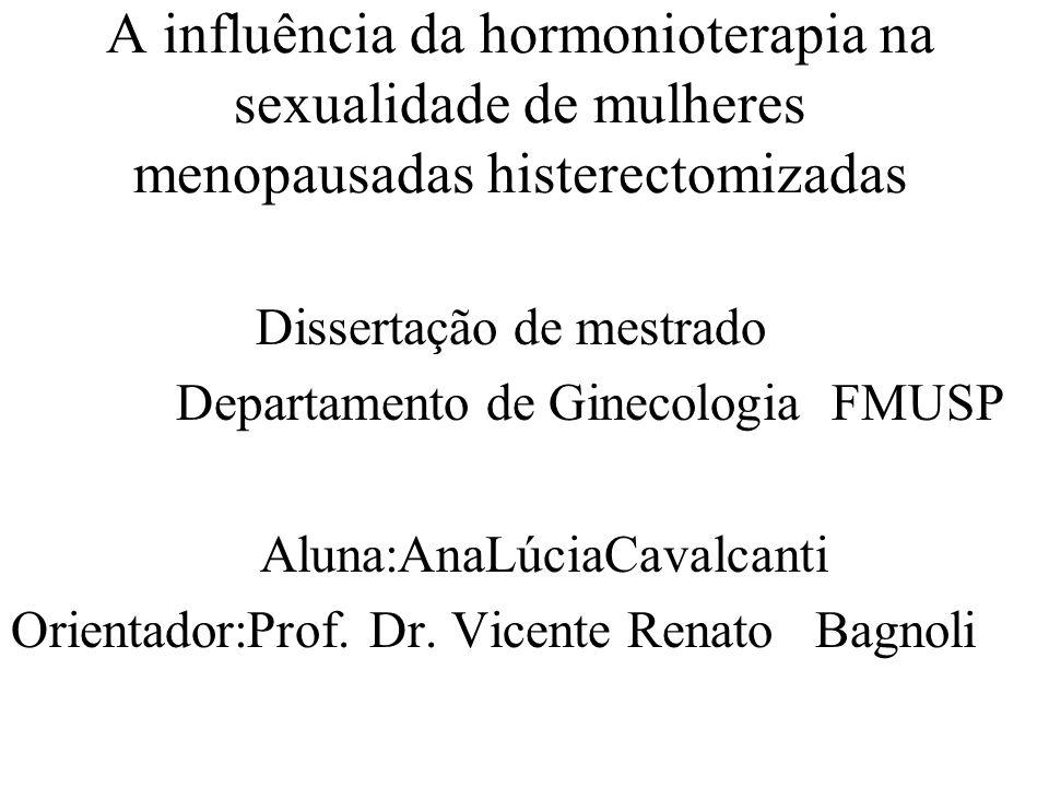Departamento de Ginecologia FMUSP