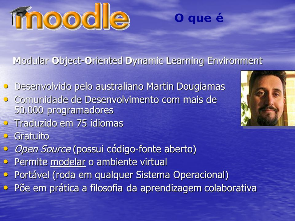Modular Object-Oriented Dynamic Learning Environment