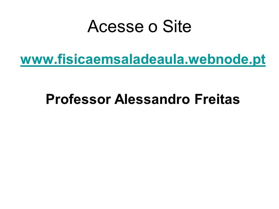 Professor Alessandro Freitas
