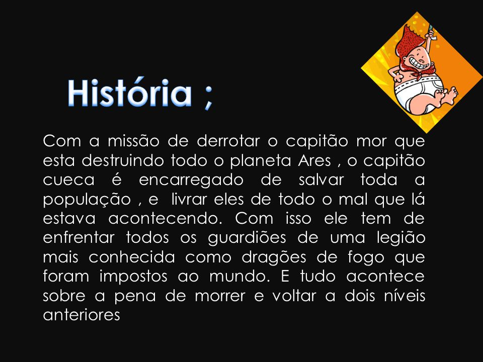 História ;