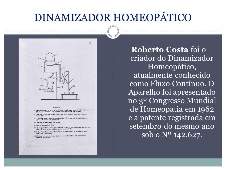 DINAMIZADOR HOMEOPÁTICO