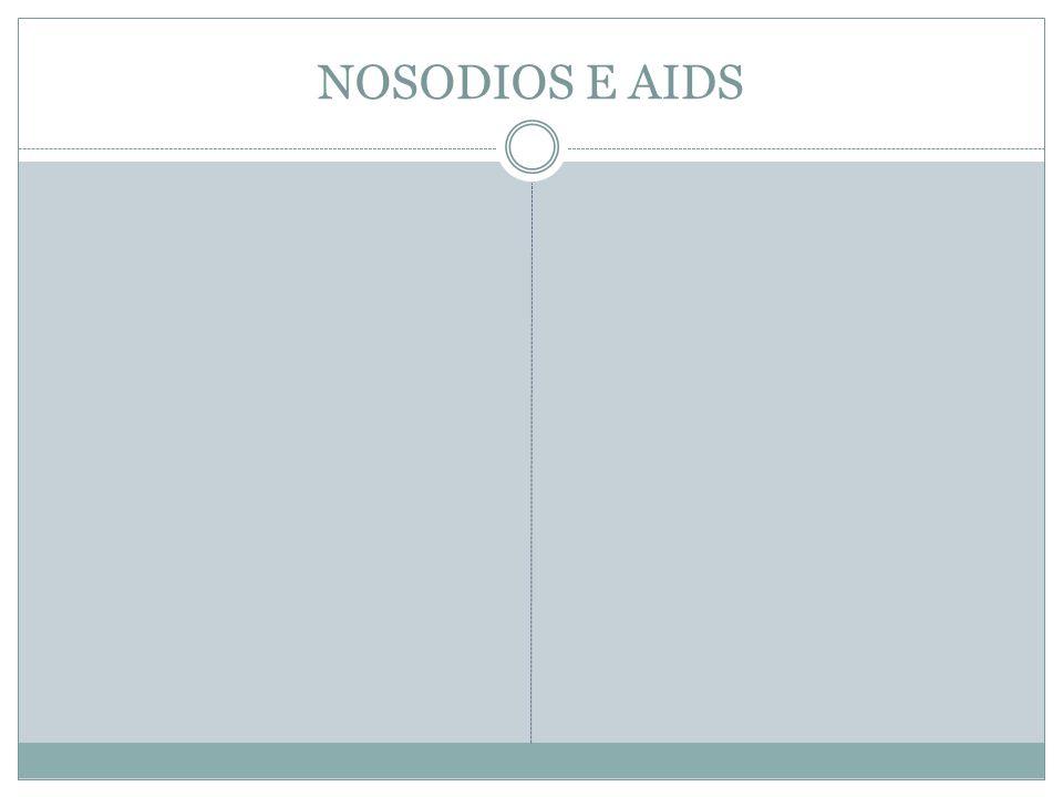 NOSODIOS E AIDS