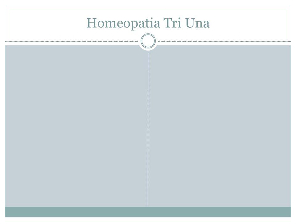 Homeopatia Tri Una