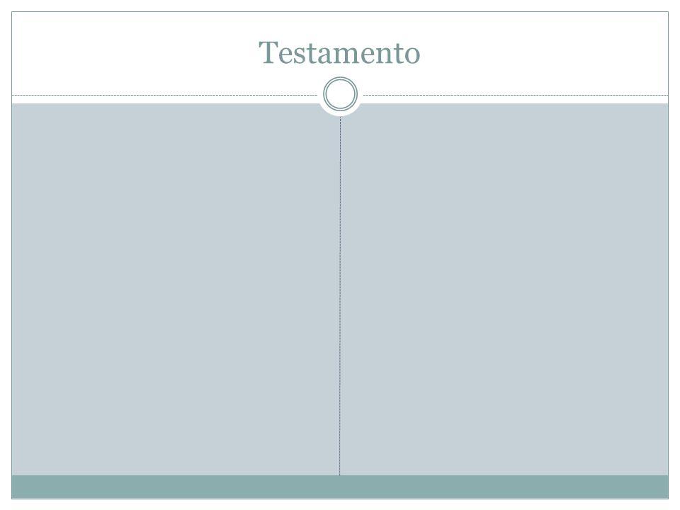 Testamento