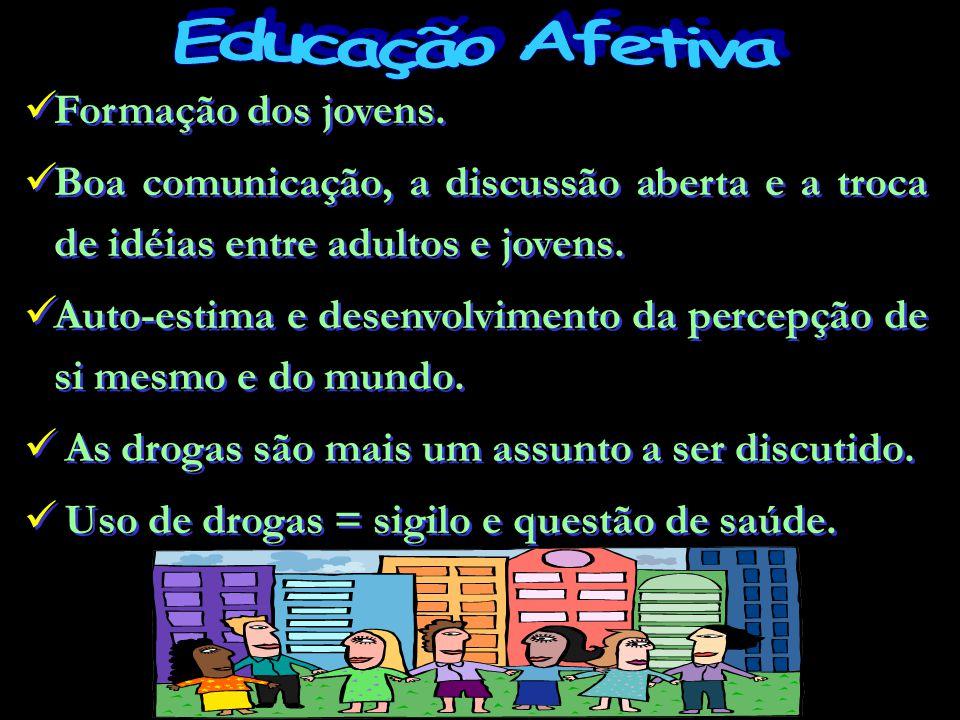 Educação Afetiva Formação dos jovens.