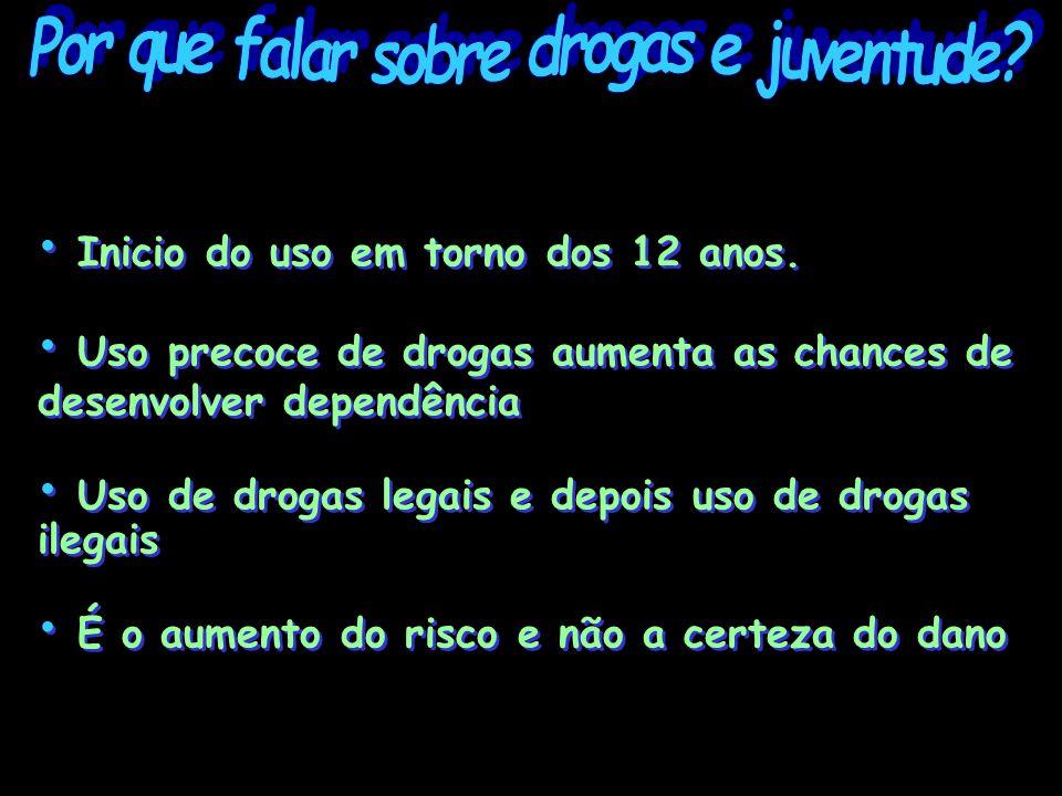 Por que falar sobre drogas e juventude