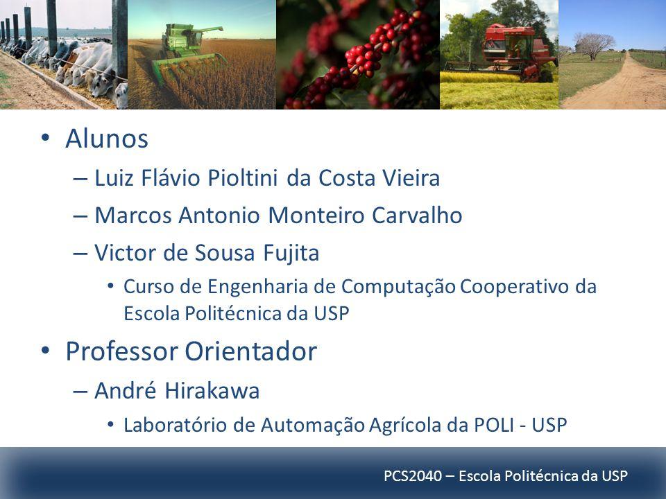 Alunos Professor Orientador Luiz Flávio Pioltini da Costa Vieira